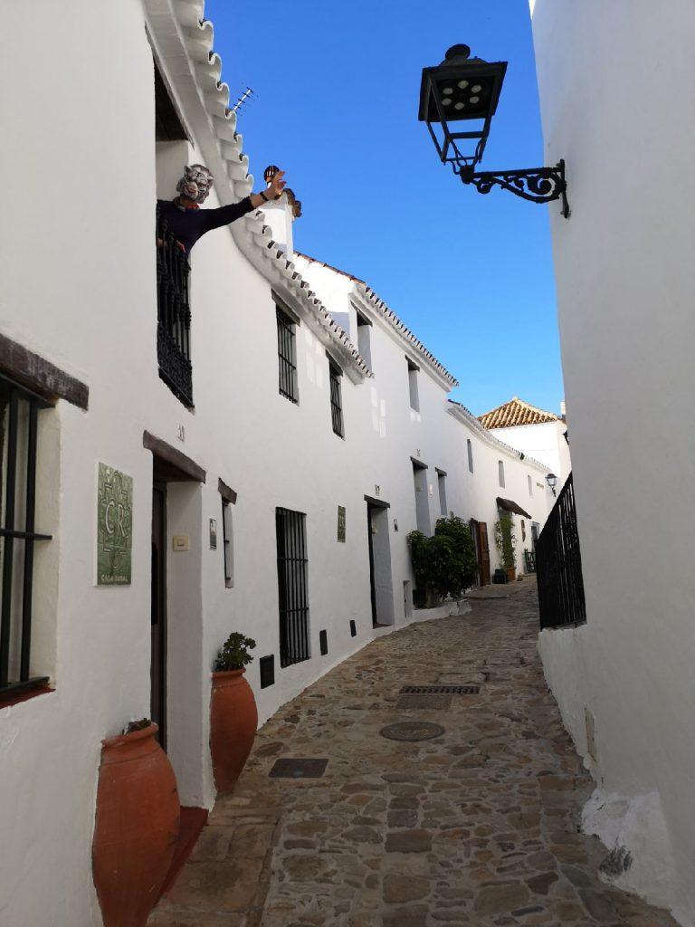 Castellar de la Frontera - another Pueblo Blanco