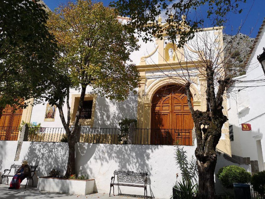 Villanova del Rosario is a very nice small Pueblo Blanco.