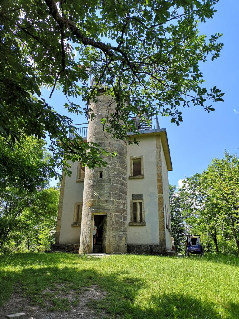 Der Patersbergturm