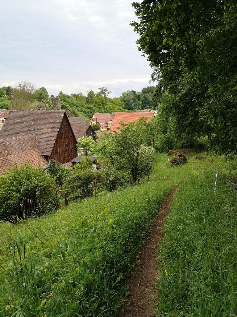 Fränkisches Dorf