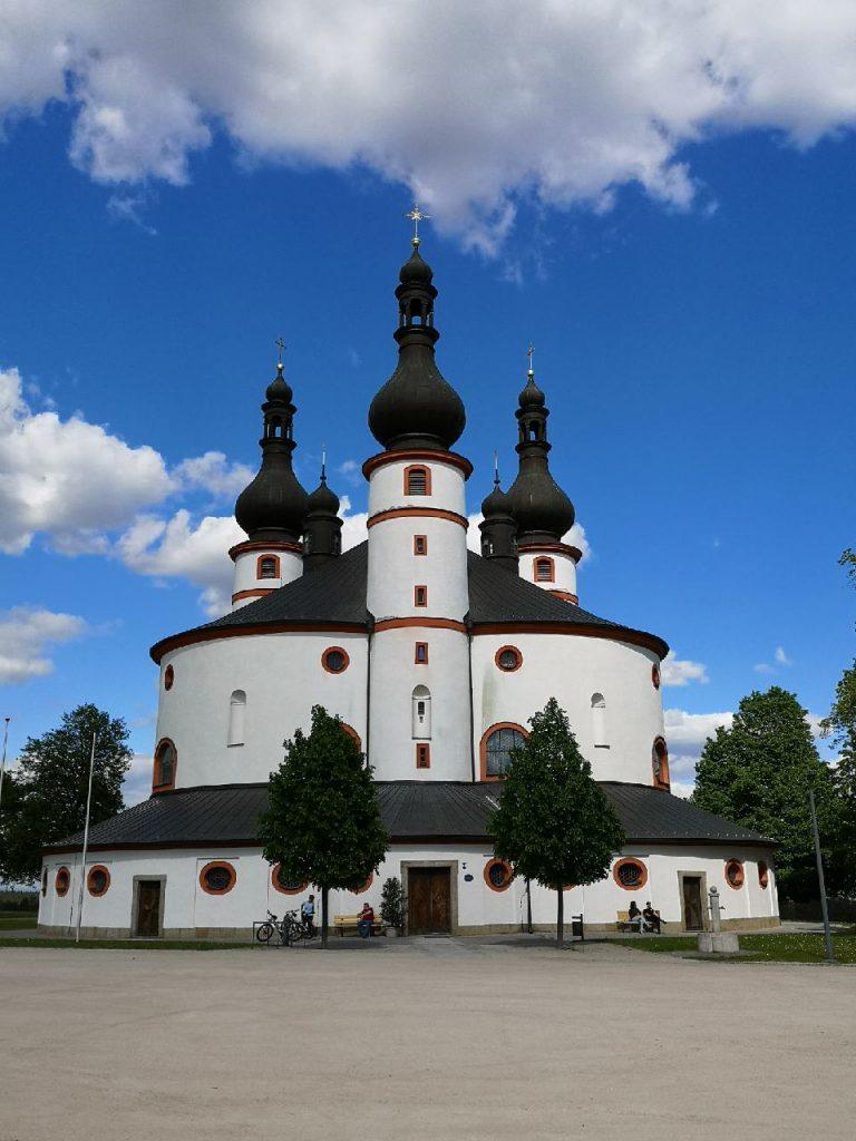 Die Dreifaltigkeitskirche in Kappel