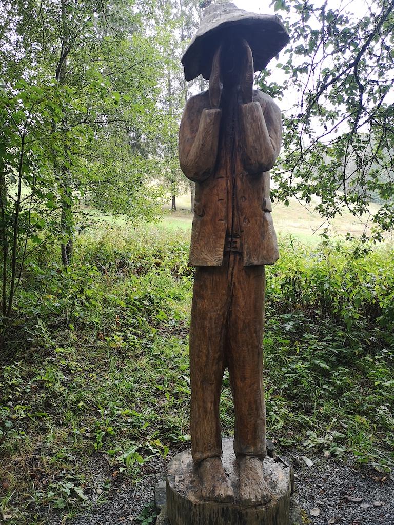 Der Hämann am Skulpturenweg