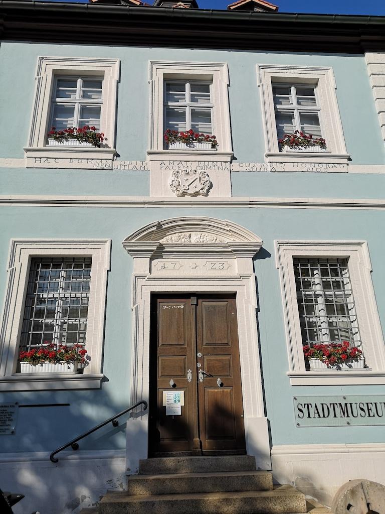 Das Stadtmuseum in Schlüsselfeld