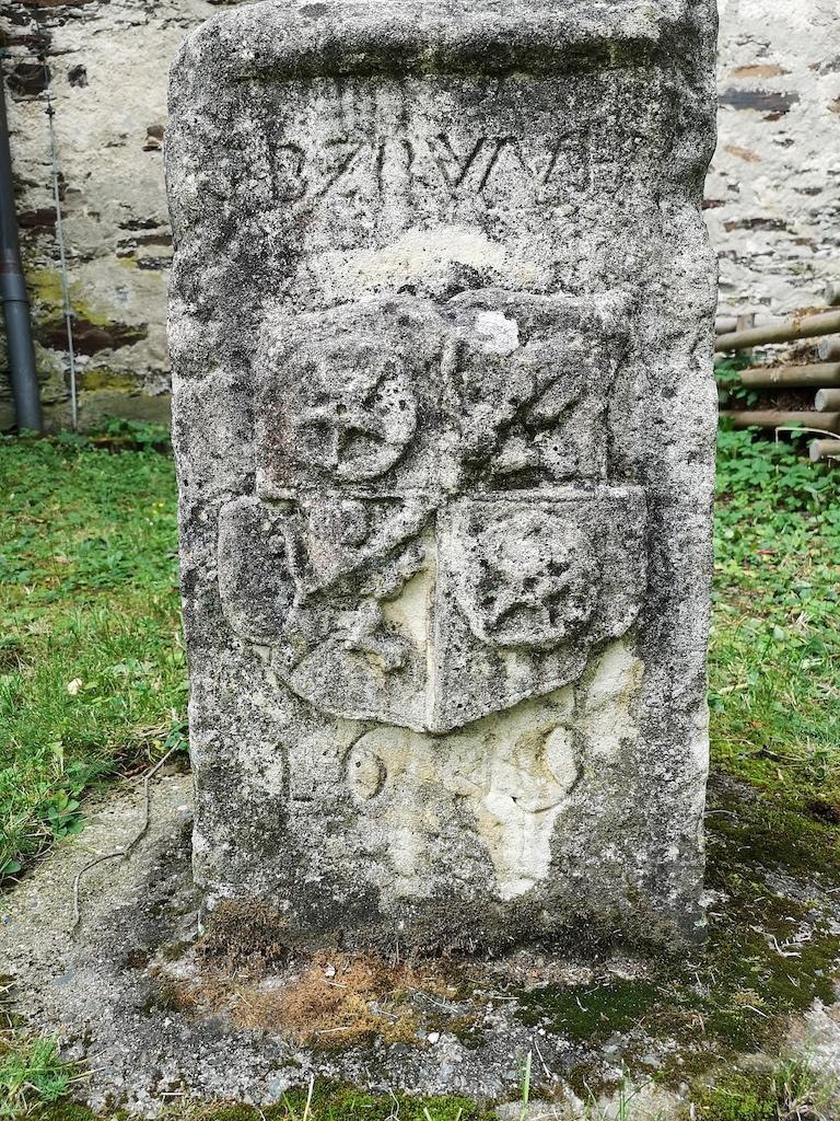 Der Große Bischofsstein von 1619