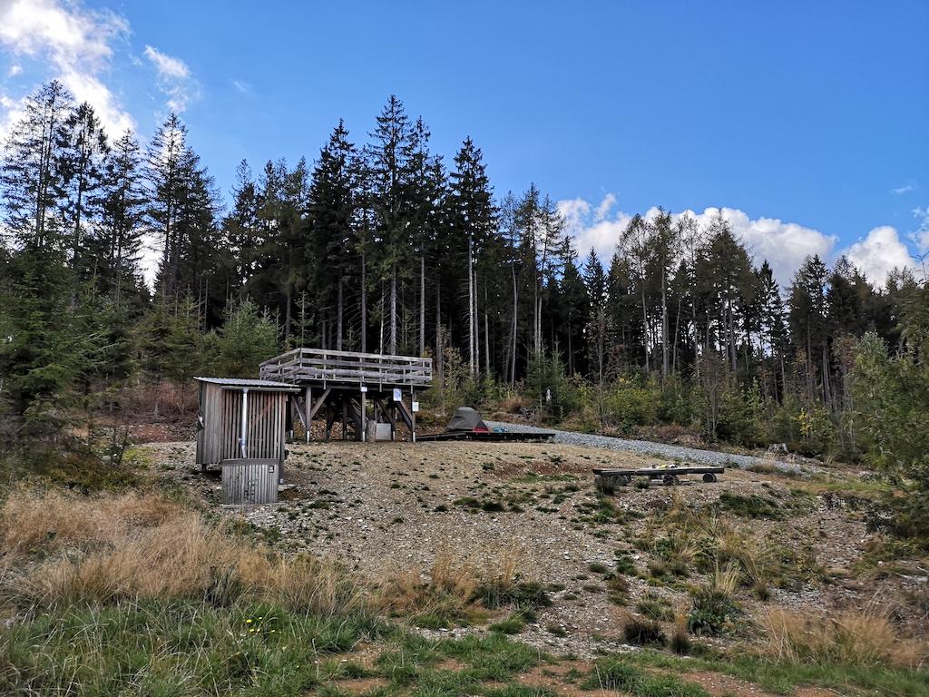 Trekkingplatz Kobach fertig gestellt im Mai 2019