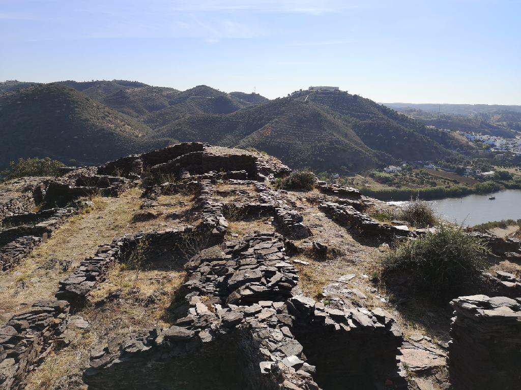Ruinen der alten Burg