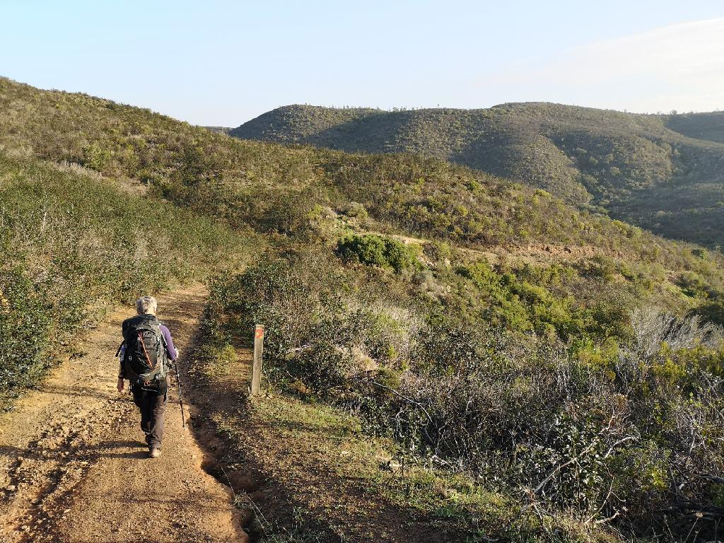 Historischer Weg zwischen Carrapateira und Arrifana