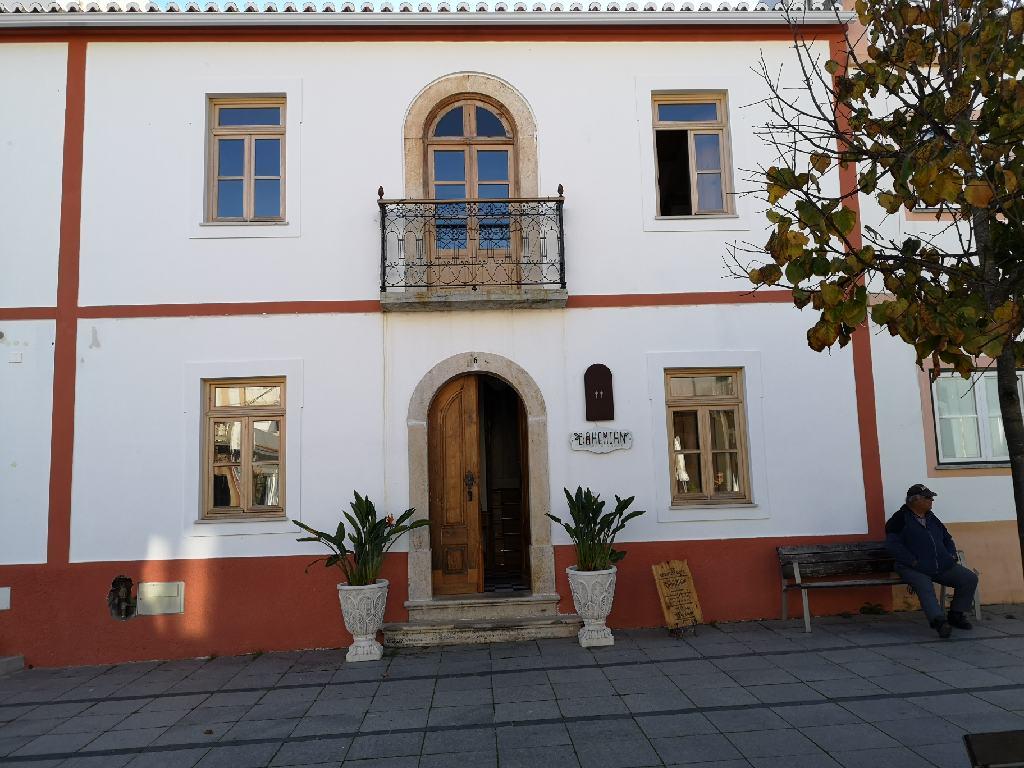Stadthaus in Odeceixe