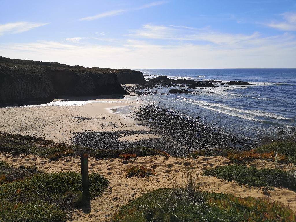 Strand vor Almograve