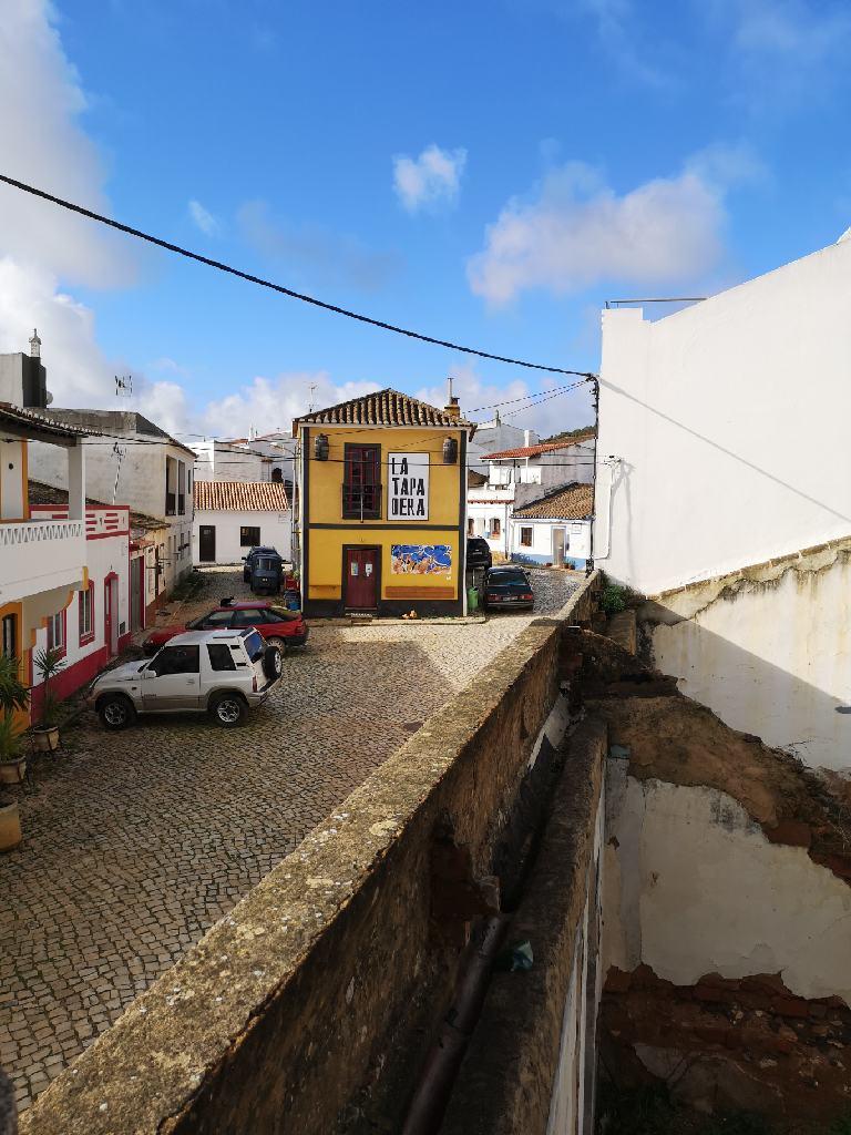 Blick auf Barão de São João