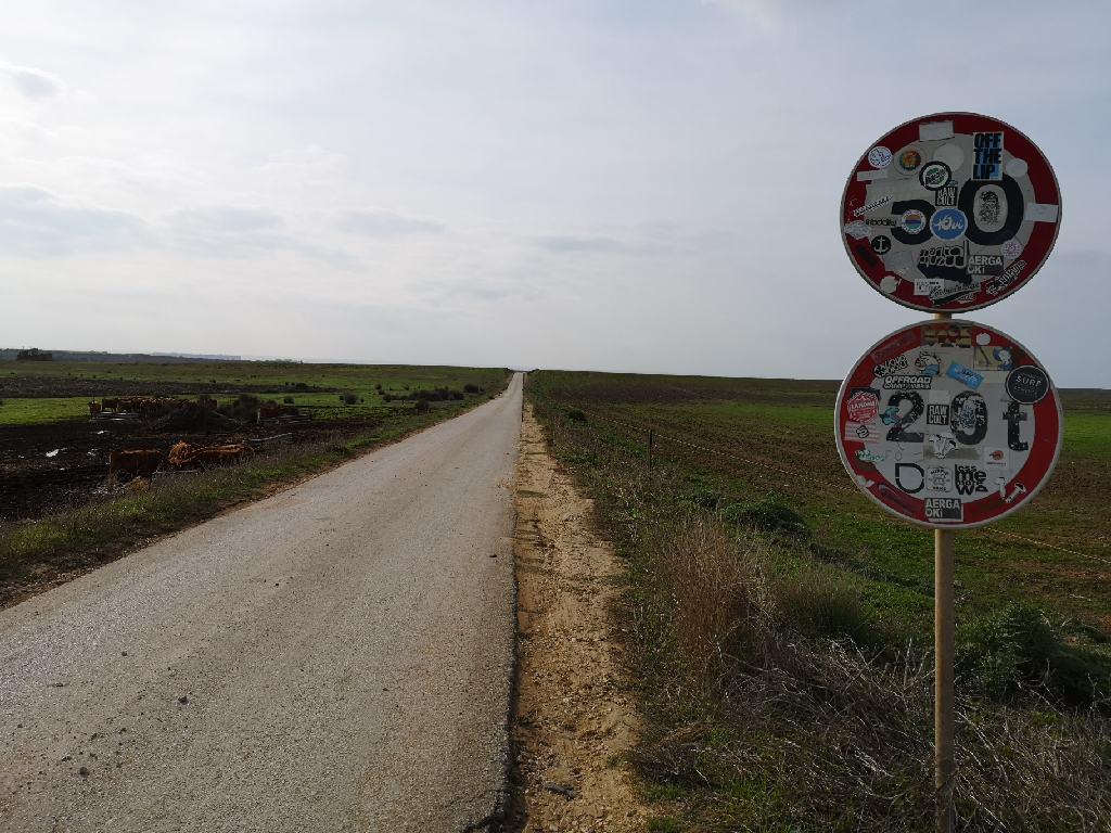 Die letzte Etappe auf dem Via Algaviana