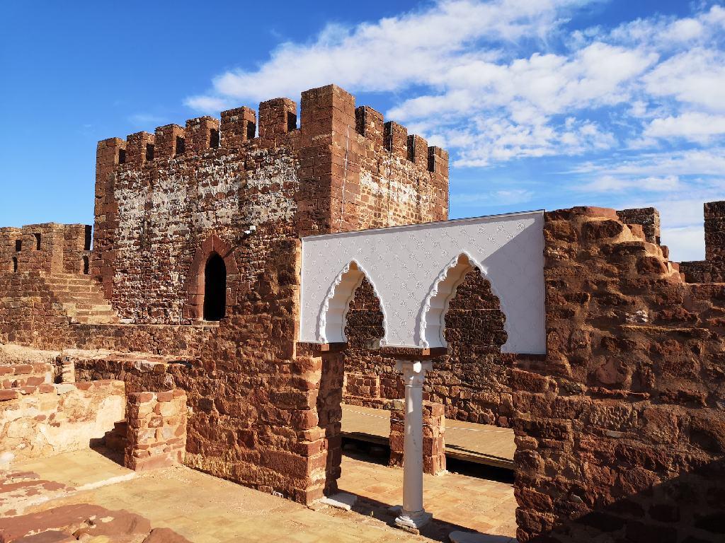 Castelo dos Muros in Silves