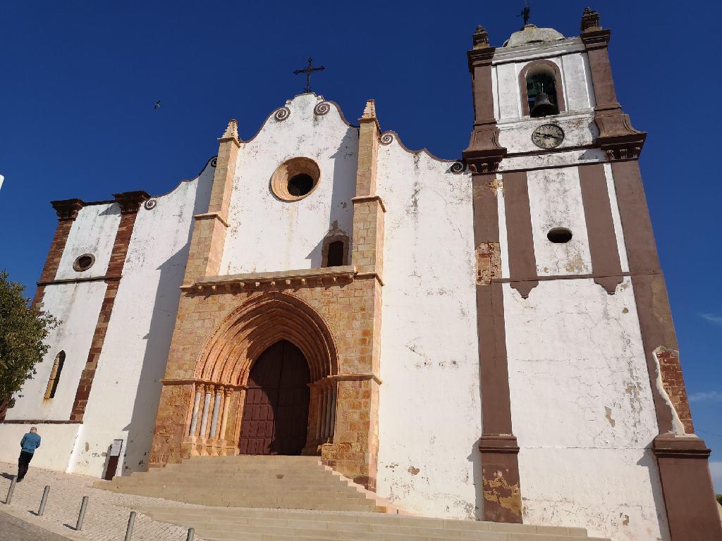 Die Kathedrale von Silves