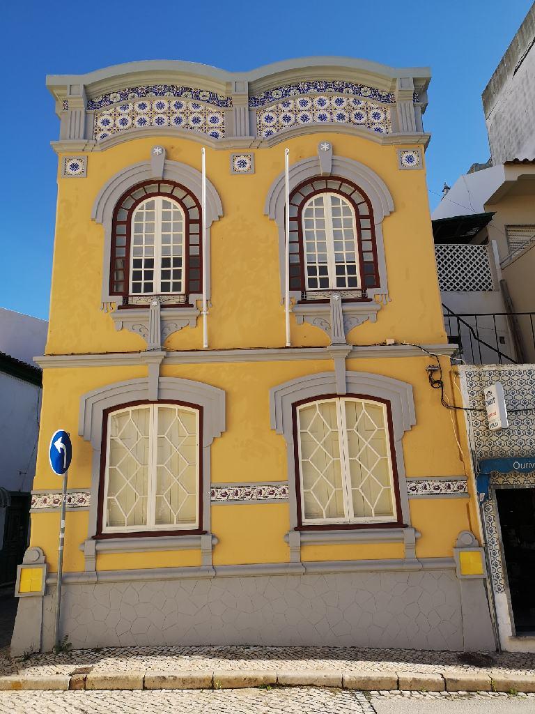 Haus in der Innenstadt von Portimao