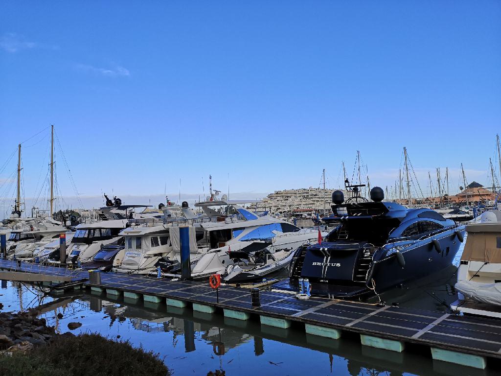 Yachthafen von Vilamoura