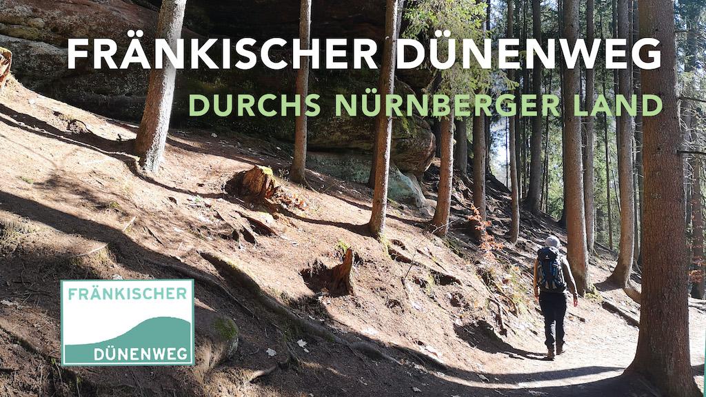 Fränkischer Dünenweg durchs Nürnberger Land