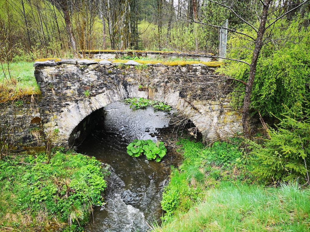 Brücke über die Muschwitz