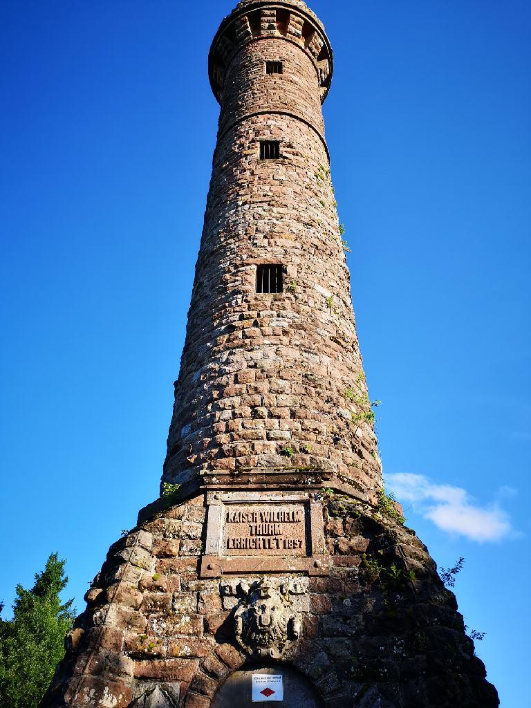 Kaiser Wilhelm Turm oder auch Hohlohturm