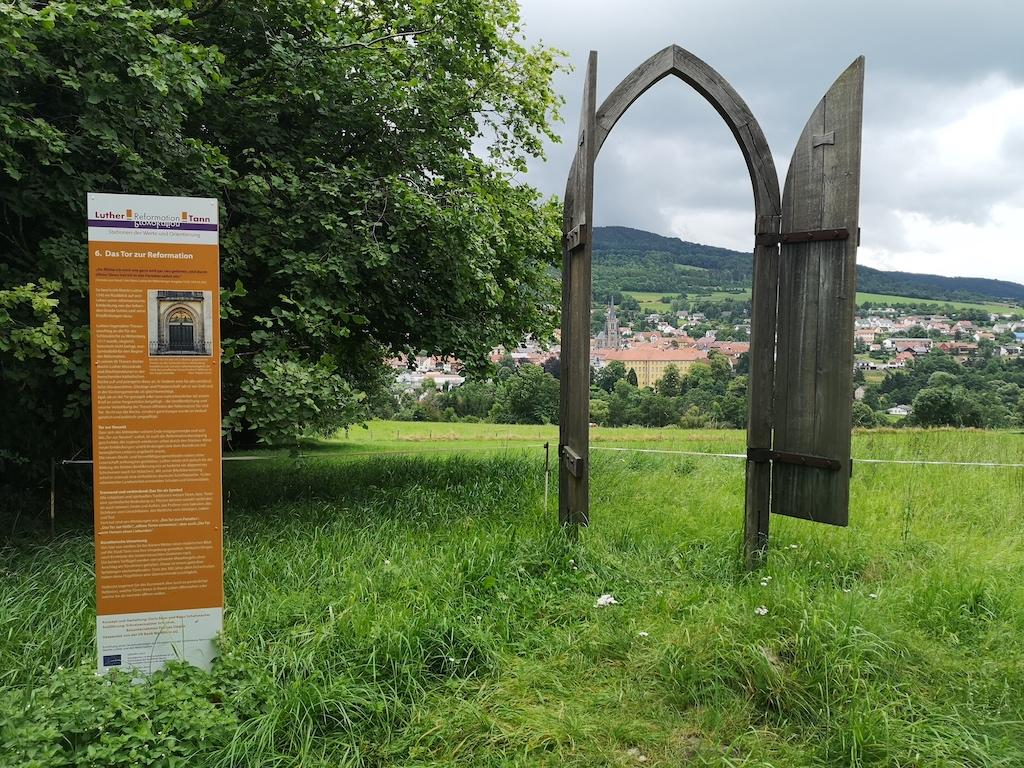 Das Tor zur Reformation ist geöffnet